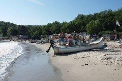 Fishermen Village near Varna, Bulgaria